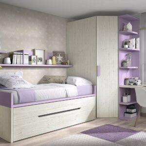 dormitorio-cama-nido-canape