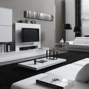 Apilable salón blanco 1