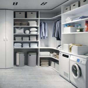 Armario cuarto lavadora o plancha 1