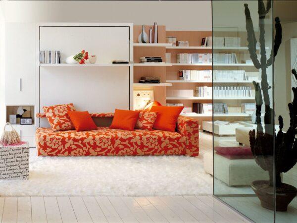Cama con sofá Atoll