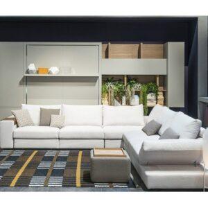 Cama abatible con sofá Tango 1