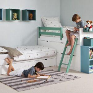 Dormitorio para dos hermanos 1