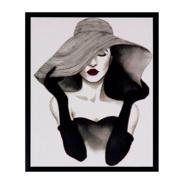 cuadro-woman-negro-25x30