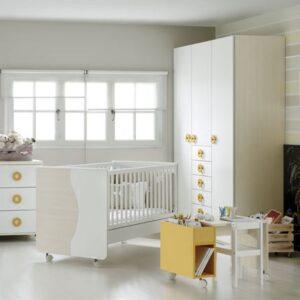 Dormitorio de niños bebes 1