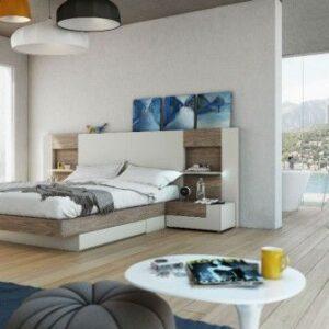 Dormitorio de matrimonio altea 1