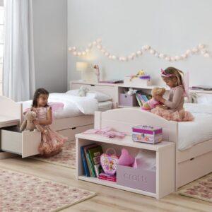 Dormitorio infantíl rosa