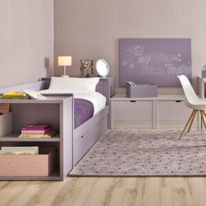 Dormitorio juvenil gama alta 1