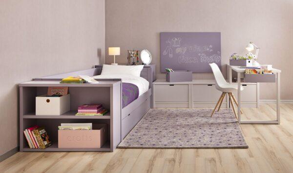 Dormitorio juvenil gama alta