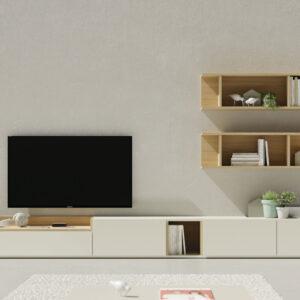 mueble-salon-blanco-roble