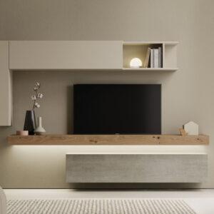 mueble-salon-colgado-luz