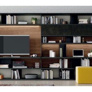 mueble-salon-libreria-line