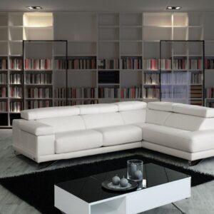 Sofá con asientos deslizantes 1
