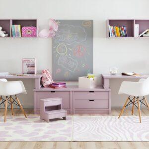 Mesa de estudio para dos niños 1